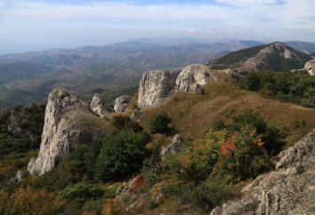 Plateau Karaby-Yayla – carsico di Crimea Unito