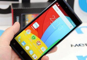 Smartphone Prestigio grâce Q5: avis des propriétaires, l'examen, les spécifications et les descriptions