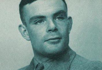 Tyuring Alan: biografia, foto, lavoro. Contributo al Computer Science