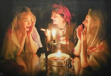Divination par le désir de Svyatka. Christmastide divinatoires: les méthodes et types