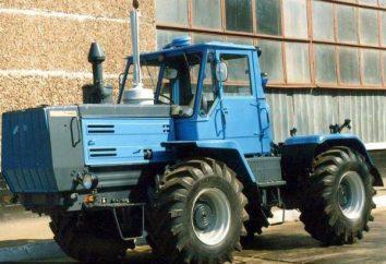 Ciągnik HTZ-150: dane techniczne i opis