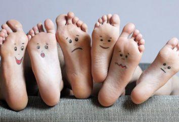 Ispessimento delle unghie dei piedi – qual è la ragione