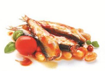 Sporn in Tomatensoße: wie man wählt, kocht und isst