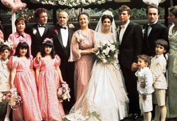 """Najlepszy film gangsterski. """"The Godfather"""": aktorzy, sukces"""