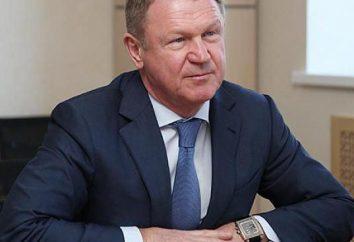 Naginskiy Grigoriy Mihaylovich: biografia e carreira