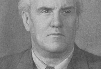 Tihonov Nikolay Semenovich: biografia, zdjęcia
