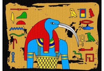Il dio della saggezza, che ha insegnato le persone che scrivono – One