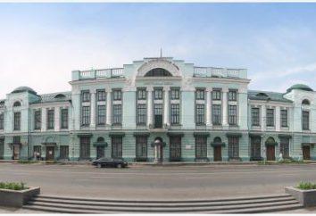 """Vrubel Muzeum Sztuki, znajduje się w Omsku – jawi się jako wyrażenie """"Vrubel Muzeum Omsk"""""""