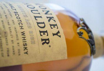 Whisky Singe épaule – une boisson qui aime la compagnie