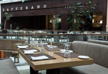 """""""Zafferano"""" (ristorante, Mosca): menu, recensioni"""
