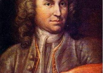 Johann Bach lista funciona