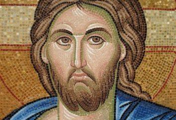 Ikona Jezusa Chrystusa w obrazach człowieka i cudowne