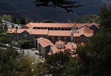 Cipro, Kykkos monastero: descrizione, recensioni, posizione e altre informazioni utili