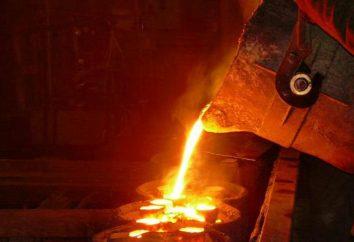 tecnologia di fusione del ferro