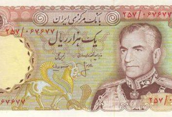 Irã Moeda: história do desenvolvimento