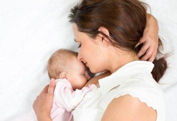 Pourquoi rêve du lait maternel? Nous apprenons!