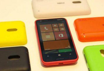 Smartfon Nokia 620: przegląd, funkcje i opinie właścicieli. Specyfikacja Nokia Lumia 620