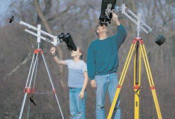 Jumelles astronomiques pour observation