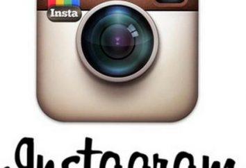 """Instrukcje: Jeśli zapomniane hasło z """"Instagramma"""" co zrobić w tym przypadku,"""