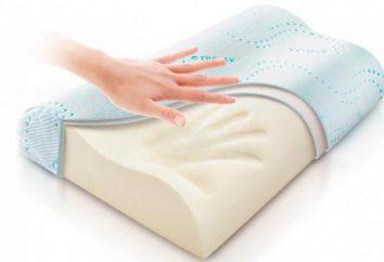 Orthopädische Kissen Trelax: eine Übersicht, Features, Ansichten und Bewertungen