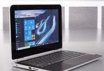 HP Pavilion x360 Laptop und seine Funktionen