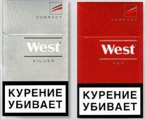 Jakie są papierosy West?