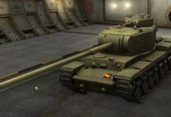 KV-4: Guida. Hyde URSS carro armato pesante KV-4. World of Tanks