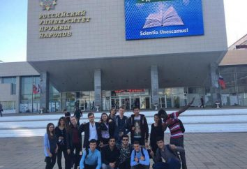 Przyjaźń Uniwersytetu Ludowego Rosji (PFUR), Instytut Prawa: Opinie