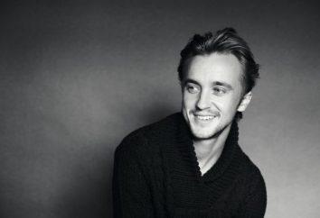 Draco Malfoy, Tom Felton ou: filme e biografia do ator