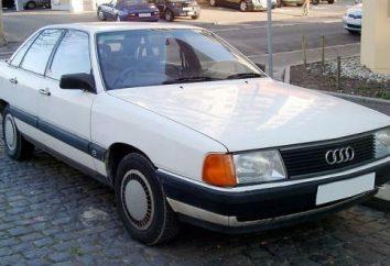 Audi A6 C4 – le nouveau nom de l'ancienne voiture