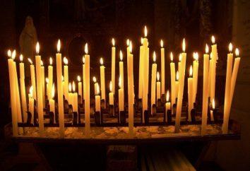 Kirche Kerze – ein starker Befreier von allen negativen