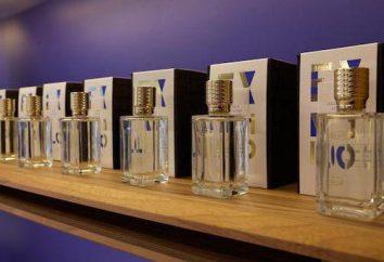 perfume selectiva Nihilo ex flor narcotique: comentários, Descrição sabor