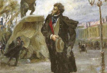 """La imagen de San Petersburgo, en el poema """"El jinete de bronce"""" de Pushkin"""