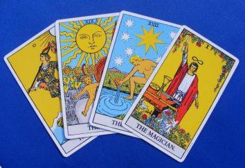 la divinazione veloce e intuitiva in un prossimo futuro sui Tarocchi