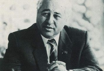 Usmanhodzhaev Inamzhon Buzrukovich – pierwszy sekretarz Komunistycznej Partii Uzbekistanu