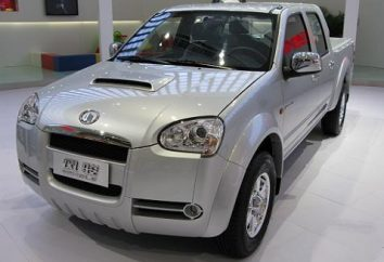 Great Wall Wingle 5 – SUV con estilo o un caballo de batalla?