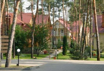Le centre de loisirs « deux rivières » Belgorod: description, caractéristiques et chambres avis