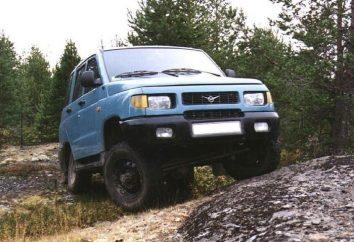 UAZ Simbir – prawdziwy samochód terenowy!