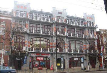 """Hotel """"Bristol"""" (Voronezh) tiene una rica historia de un edificio"""