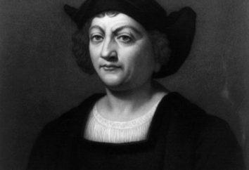 Biographie Columbus – un homme qui a changé la carte du monde