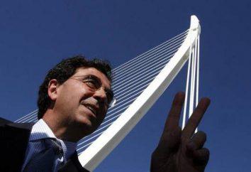 Arquitecto Santiago Calatrava y sus proyectos famosos