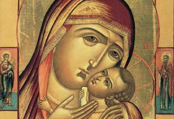 Korsun Icône de la Mère de Dieu: valeur