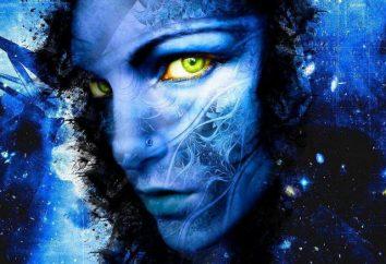 Por que o sonho azul? O intérprete dos sonhos irá solicitar a resposta
