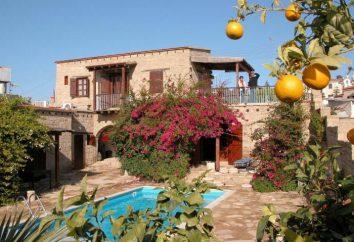 Cyprus Villages Traditional Houses 3 *, Chypre: description, hébergement, commentaires