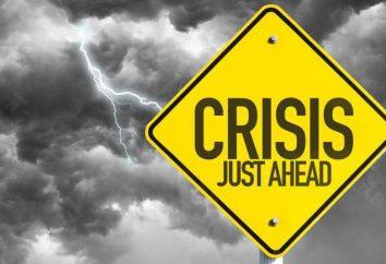 La crisi economica: concetto, cause e conseguenze