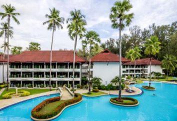 Hotel Amora Beach Resort, Phuket: Descrição, serviço de quartos, comentários
