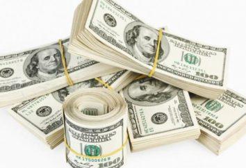 Comment vérifier le dollar pour l'authenticité. Les dénominations dont la valeur nominale sont-elles forgées?