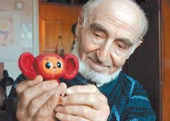 Obrigado por uma boa infância Leonid Shvartsman!