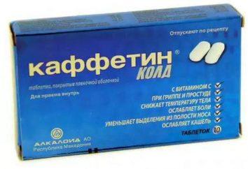 """""""Kaffetin zimno"""": instrukcję obsługi, składu, analogów"""