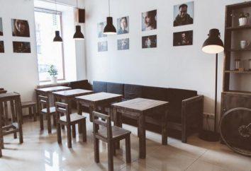 kawiarnie w Mińsku: przegląd